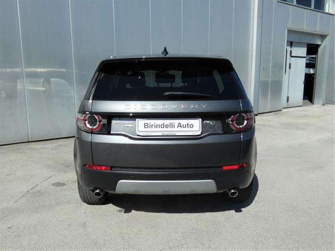 Concessionaria Birindelli - LAND ROVER Discovery Sport | ID 35000
